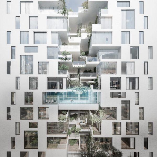 پروژه چهل باغ | گروه نکسا